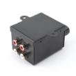 Univerzális rca jelszint, frekvencia szabályzó erősítőhöz, távoli basszus szabályzó (Bass Controller)