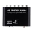Digitális-analóg audio konverter (DAC) 2.1/5.1, DTS, DD