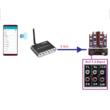 Digitális-analóg audio konverter DAC 5.1 DTS, DD, Dolby, Bluetooth vevő adapter