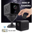 FULL HD MINI WIFI-s IP kamera, videorögzítő 1080P, 30FPS, éjjellátó, mozgásérzékelő
