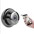 Mini biztonsági Wifi-s IP kamera, 720P, mobil alkalmazásból vezérelhető