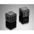 Dobókocka alakú mini akció kamera, mozgásérzékelővel, éjjellátó, 1080P Full HD