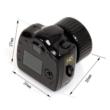 Mini Kamera videó és kép felvétel, webkamera funkció, 480P