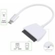 """USB 3.0 Type c - 2.5""""/3.5"""" SATA kábel HDD/SSD átalakító adapter"""