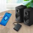 B21 2 az 1-ben NFC Bluetooth 5.0 vevő 2 mobil eszköz támogatással egy időben