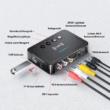 5 az 1-ben NFC többfunkciós Bluetooth adapter, LED kijelzővel, beépített   mikrofonnal, mp3 lejátszó, távirányító