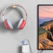 Univerzális bluetooth 5.0 Audio adó/vevő, 2.1A-es töltő és MP3 lejátszó adapter, távirányítóval