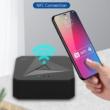 3 az 1-ben Bluetooth 5.0 audio Adó/Vevő adapter NFC csatlakozási lehetőséggel, beépített mikrofonnal