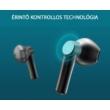 Bluetooth 5.0 TWS fülhallgató, zajcsökkentővel, 9D térhatású hangzás játékokhoz, LB8