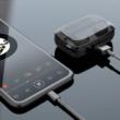 3500 mAh LED Bluetooth vezeték nélküli intelligens érintőképernyős fülhallgató