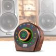 Nobsound 2x50W Digitális erősítő, Bluetooth 5.0, 3.5mm Jack bemenet, USB-C bemenet