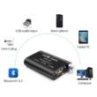 Digitális Erősítő 2x50W, Bluetooth 5.0, USB csatlakozás, 3,5 mm Audio bemenet