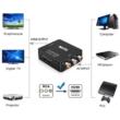 RCA - HDMI analóg digitális videó átalakító adapter