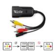 3RCA - HDMI átalakító adapter 1080P, RCA kimenetű lejátszókhoz