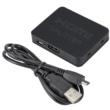 2 kimeneti portos HDMI elosztó, HDMI splitter, FULL HD, 4K, 3D, HDCP1.4 30HZ