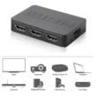 HDMI kapcsoló, 3 bemeneti és 1 kimeneti port, távirányítóval
