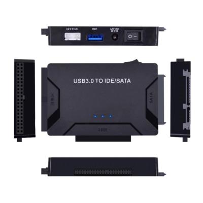 USB 3.0 IDE/SATA adapter, sata 2.5/3.5, cd, dvd rom