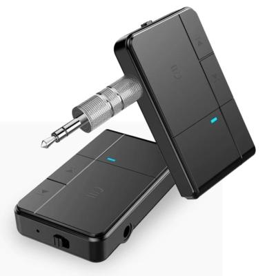 J20 Bluetooth 5.0 audio vevő adapter, beépített mikrofonnal