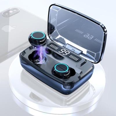 3500 mAh LED Bluetooth vezeték nélküli érintőképernyős fülhallgató