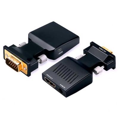 VGA-HDMI átalakító adapter